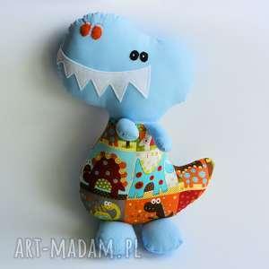maskotki dinozaur t-rex karolek 42 cm, dinozaur, chłopczyk, maskotka, przytulanka