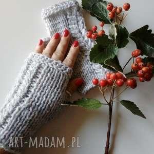 świąteczny prezent, rękawiczki mitenki, rękawiczki, mitenki