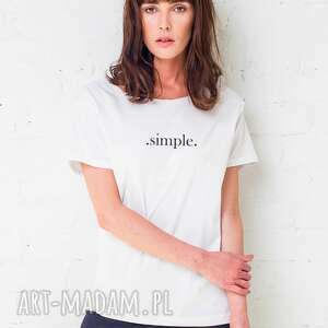 SIMPLE T-shirt Oversize, oversize