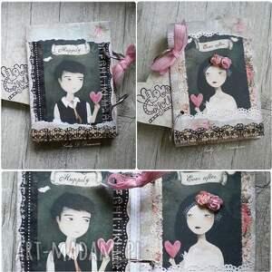 sekretny pamiętnik na zawsze, pamiętnik, zapiski, serce, kwiaty, koronki