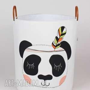 Prezent Ogromny pojemnik z pandą, pojemnik, prezent, zabawki, dziecko