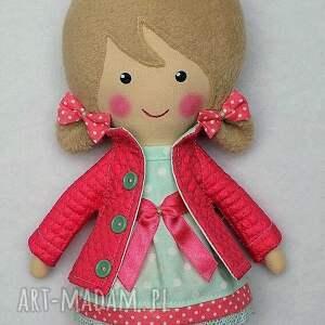 malowana lala iga - lalka, zabawka, przytulanka, prezent, niespodzianka, dziecko