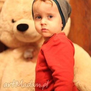 Mamo, chcę taką samą czapki ruda klara dziecko