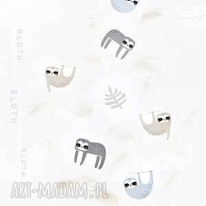 leniwiec - girlanda, leniwiec, zwierzęta, gwiazdki