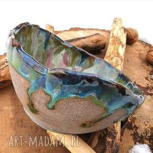 ceramika ceramiczna miska c138, miska, ceramika, kamionkowa, miseczka
