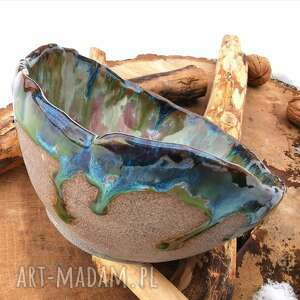 handmade ceramika ceramiczna miska (c138)