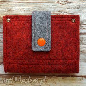 handmade portfele mały filcowy portfel
