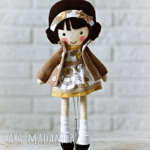Prezent MALOWANA LALA KORNELIA, lalka, zabawka, przytulanka, prezent, niespodzianka,