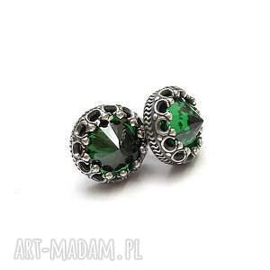 koronkowe vol. 2 /emerald/ - sztyfty