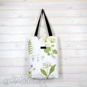pojemna torba na ramię natura, torebka, bawełna, pojemna, prezent, wytrzymała