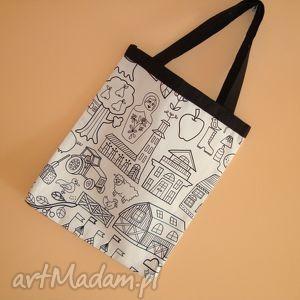 Ekologiczna torba matrioszka niafniaf ekologiczna, torba, eko