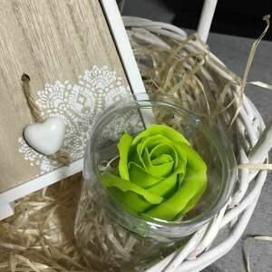 handmade kosmetyczki róże z mydła