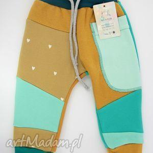 pomysł na upominki Patch Pants - ECO dresik dziecięcy, dres, ciepłe, spodenki