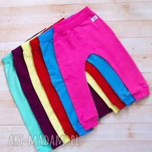 spodnie baggy różne kolory rozmiar 56-98, baggy, niemowlęce