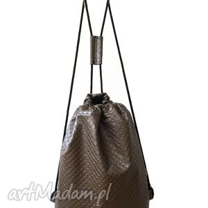 nieprzemakalny plecak caro duży, sportowy, basic, festiwalowy, wakacje, fitness