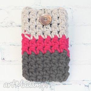 sznurkowe etui - trzy kolory, tablet, telesof, etui, pokrowiec, sznurek, prezent