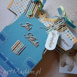 hand-made scrapbooking albumy 2. Dominiki