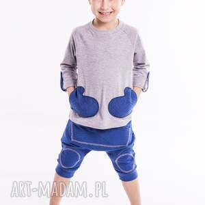dodosklep spodenki chsp06n, spodnie, spodenki, wygodne, modne dla dziecka