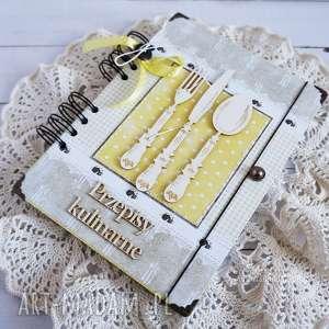 Przepiśnik - ,przepiśnik,na-przepisy,kuchenne,notes,książka-kucharska,organizer,