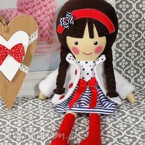 Prezent malowana lala maryna, lalka, zabawka, przytulanka, prezent, niespodzianka