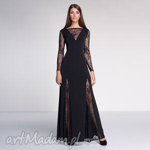 sukienki sukienka anastasia, koronka, moda ubrania