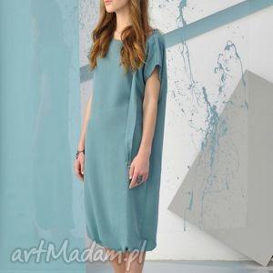 sukienki mozaik, wizytowa, oversize, kobieca, midi ubrania