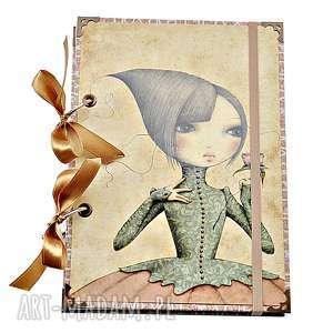 elfica - niekończący się pamiętnik/notatnik, notatnik, pamiętnik, dziewczyna, elf