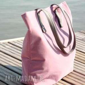 wyjątkowy prezent, classic shopper bag, klasyczna, dowolny, kolor, miejska