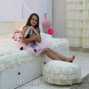 puf romantica , puf, romantica, modnisia, popielewska, style dla dziecka