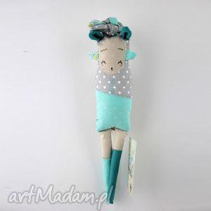 siostra szi - zabawka hand made, przytulank, prezent, urodziny, roczek, owieczka