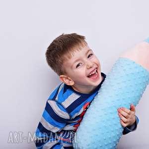kredka minky, poduszka dla dziecka, prezent ucznia, zagłówek, duża miękka