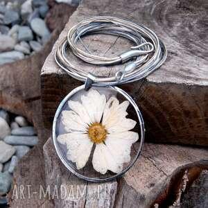 naszyjnik z suszonym kwiatem wzór z1, naszyjnik-z-kwiatów, z-suszonych-kwiatów