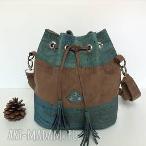 handmade na ramię torba sak