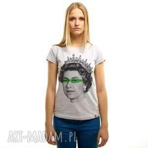 koszulki queen elisabeth, koszulka, tshirt, nadruk ubrania