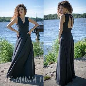 MORENA - SUKNIA, suknia, długa, maxi