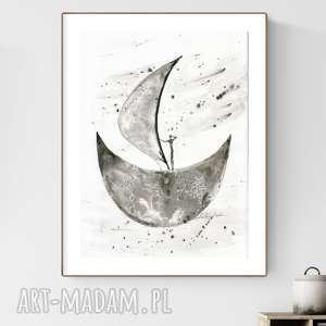 ART Krystyna Siwek. grafika 30x40 cm wykonana ręcznie