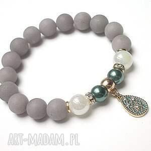grey orient vol 3 /18-03-16/, jadeity, perły, szkło, matowe