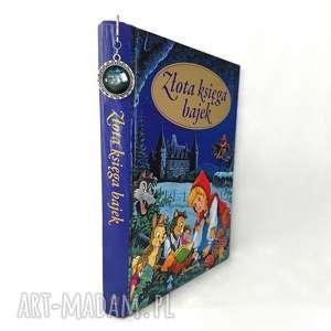 Zakładka do książki z Krainy Czarów - ,zakładka,kot,cheshire,kotem,książki,bajkowa,