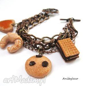 ręcznie zrobione bransoletki bransoletka łasucha