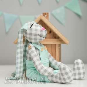 królik z imieniem personalizacja - królik, personalizacja, chrzest, imię