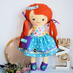 hand-made prezenty świąteczne lala kasia ubranka (40 cm )