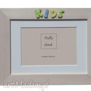 ramka na zdjęcie kids - literki, napis, kids, dziecko, ramka, dekoracja