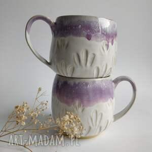 zestaw dwóch kubków 2, kubek do herbaty, ceramiczny, prezent