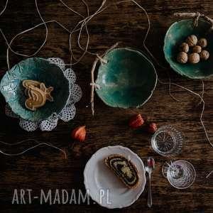 Prezent Komplet misek ceramicznych, sztuka, miska, kuchnia, patera, prezent,