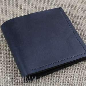 handmade portfele portfel skórzany z kieszonką