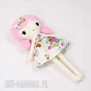 lalki lalka przytulanka kasia, 45 cm, lala, eko lalka, przytulanka, szmaciana