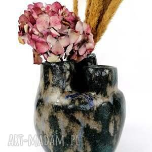 prezent na święta, ceramika wazon ceramiczny, wazon, dekoracje, wazonik