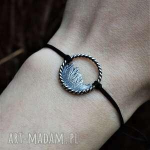 wyjątkowy prezent, bransoletka z górami, górska biżuteria