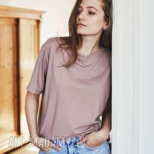 aimee pudrowy t-shirt, koszulki
