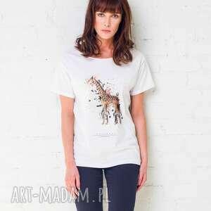 GIRAFFE PAINTED Oversize T-shirt, oversize